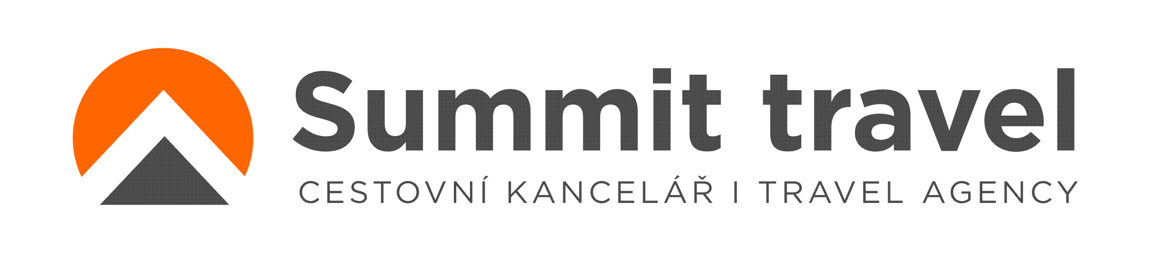 Summit logo + slogan